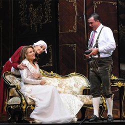 Der Rosenkavalier – Baden Baden – 2009