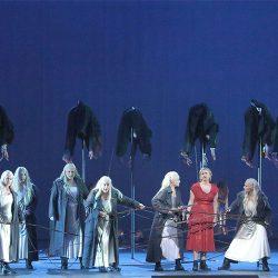 Die Walküre – Bayerische Staatsoper – München – 2018